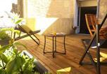 Location vacances Sarlat-la-Canéda - Appartement locations secrètes sarlat-1
