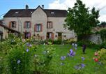 Hôtel Thoiry - Chambre d'hôtes Rose en Vexin-1