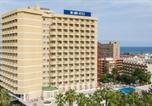 Hôtel Santa Úrsula - Be Live Adults Only Tenerife-1