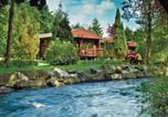 Location vacances Killin - Riverside Log Cabins-1