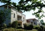Hôtel Peyriac-Minervois - Château de Jouarres 3p 6-2