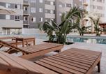Hôtel Ubatuba - Unnaventura Jardim das Palmeiras Ii-1