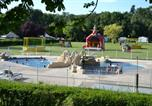 Camping avec Piscine Loches - Flower Camping Les Granges-1