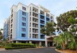 Hôtel Cocoa Beach - Courtyard Cocoa Beach Cape Canaveral-1