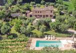 Location vacances Monte San Giusto - Holiday Home La Dimora del Sole-1