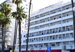 Hôtel Larnaca - Sun Hall Beach Hotel Apartments-1