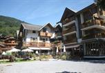 Hôtel Arâches-la-Frasse - Logis Hotel Gai Soleil-3