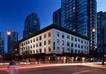 Hôtel Vancouver - Moda Hotel-1