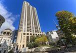 Location vacances Auckland - Central 1 Bedroom in Metropolis-1