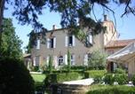 Hôtel Tarabel - Chateau de Thegra-2