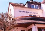Hôtel Kamp-Bornhofen - Baum´s Rheinhotel-1