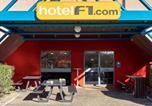 Hôtel Lompret - Hotelf1 Lille Englos-1