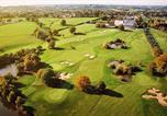 Hôtel Saint-Dizier-la-Tour - Hôtel Les Dryades Golf & Spa-4