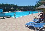Camping avec Parc aquatique / toboggans Aude - Camping La Nautique-1