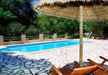 Camping avec Piscine Talasani - Camping Via Romana -2