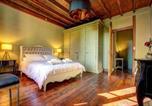 Location vacances Saint-Quentin-de-Caplong - Landerrouat Villa Sleeps 8 Pool Wifi-2