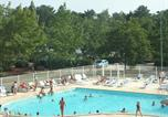 Camping avec Piscine couverte / chauffée Sanguinet - Camping Lou Broustaricq-1