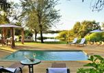 Location vacances  Botswana - River View Lodge-2