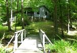 Location vacances Hiawassee - My Little Blue House-1