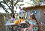 Camping avec Hébergements insolites Bretagne - Yelloh! Village - La Plage-4