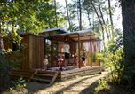 Camping avec Hébergements insolites Landes - Huttopia Landes Sud-3