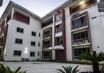 Location vacances  Nigeria - Room in Lodge - Goosepen Suites and Apartments-4