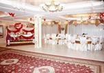 Hôtel Almaty - Astana Hotel
