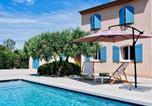 Hôtel Ginasservis - Villa Louanne-1