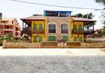 Hôtel Santa Maria - Sal Service - Beach residence-2