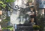 Hôtel Cazilhac - Chambres d'Hôtes des Gens Heureux-4