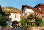 Hôtel Trentin-Haut-Adige - Hotel Ristorante Lewald