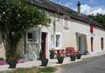 Hôtel Mesves-sur-Loire - Chalet aux pied des vignes-3