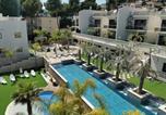 Villages vacances Malgrat de Mar - Park hotel Alma-1