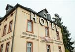 Hôtel Blankenrath - Landhotel Airport-Inn-4