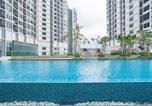 Location vacances Klang - [Special Offer : -20%] 2 Bedroom Suite @ i-City-2