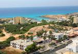 Location vacances Ayia Napa - Carina Hotel Apartments-1
