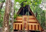 Location vacances San Gerardo de Dota - Tipi Calathea Ecolodge-2