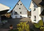 Location vacances Lennestadt - Apartment Ferienwohnung Silbecke 3-1