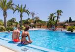 Camping 4 étoiles Canet-en-Roussillon - Camping l'Oasis & California-3