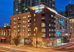 Hôtel Denver - Aloft Denver Downtown-1