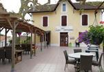 Hôtel Gare SNCF Mont de Marsan - Hotel Restaurant La Terrasse-2