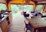 Camping avec Piscine Bollène - Hôtel de Plein Air Suze Luxe Nature-2