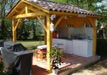 Location vacances Blasimon - Gite A La Grande Maison-2