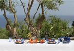Location vacances Gagliano del Capo - Novaglie Villa Sleeps 3 Pool Wifi-2