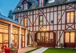 Hôtel 4 étoiles Noyant-de-Touraine - Hotel Spa - Au Charme Rabelaisien-1