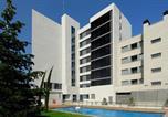 Hôtel Tiedra - Vincci Frontaura-2