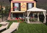 Location vacances Cesio - Casa Bea con Piscina e giardino-4