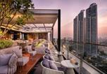 Hôtel Khlong Toei - Novotel Bangkok Sukhumvit 20-2