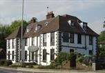 Hôtel Portsmouth - The Roundabout Hotel-1