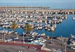 Location vacances Teià - Candela's Beach Port-2